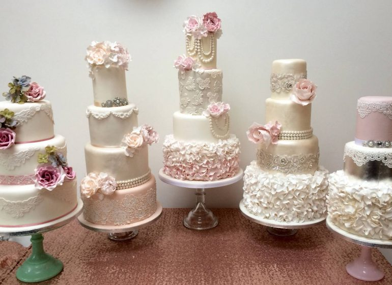 Lady P's Wedding Cakes