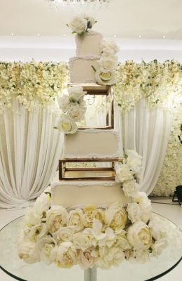 asian wedding cakes
