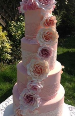 Roses 5 Tier
